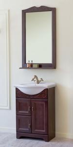 Комплект мебели для ванной комнаты Аллигатор Милана 2