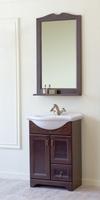 Комплект мебели для ванной комнаты Аллигатор Милана 3