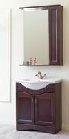 Комплект мебели для ванной комнаты Аллигатор Милана 4