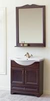 Комплект мебели для ванной комнаты Аллигатор Милана 5