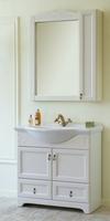 Комплект мебели для ванной комнаты Аллигатор Милана 9
