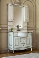 Комплект мебели Аллигатор Capan H(D) (цвет 9001 + патина золото)