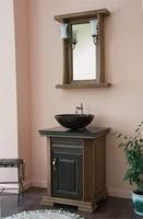Комплект мебели для ванной комнаты Аллигатор Classic 60А (цвет 92 потертый)