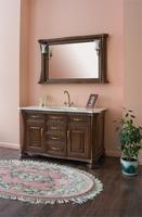 Комплект мебели Аллигатор Classic 125В (цвет 92) зеркало