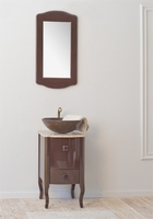 Комплект мебели для ванной комнаты Аллигатор Royal Комфорт R(М)