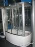 Душевая прямоугольная кабина с ванной Eago DA327HF8 (AIR)