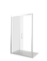 Душевая дверь Good Door LATTE WTW-120-G-WE