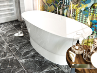 AquaStone НИАГАРА ванна из литого мрамора