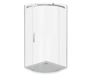 Душевой уголок 100 см. Good Door ALTAIR R-100-C-CH