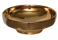 Раковина - чаша Water Jewels (золото) 400х400мм 4334B072-0016
