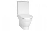 Унитаз напольный Form 500 + бачок + сиденье с микролифтом 9730B003-1165