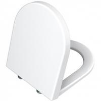 Сиденье для унитаза S50 дюропласт, микролифт 72-003-309