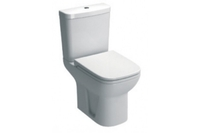 Унитаз напольный S20  61,5 см + бачок + сиденье с микролифтом 9819B003-7201