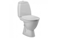 Унитаз напольный Grand 2 без бидетки, бачок, сиденье стандарт 9764B003-0567