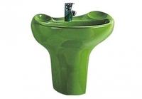 Раковина Arkitekt детская, 55см (зеленая) 6037B032-0001