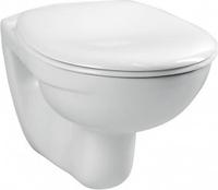 Унитаз подвесной Normus c сиденьем, цв.белый 6855B003-6004