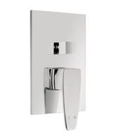 Смеситель Q-Line для ванны и душа (внешняя часть)используется с A41949EXP (универсальная внутренняя часть) A42208EXP