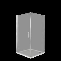 Душевой уголок 100 см. Good Door FANTASY CR-100-С-CH