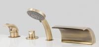 Смеситель в ванную Alpen GRANADA бронза AS1304В