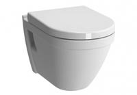 Унитаз подвесной 5740B003-0075 S50 (безободковый) Flush, белый 52 см