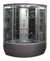 Душевая угловая кабина с ванной Appollo GUCI-862