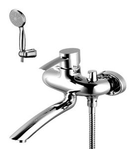 Смеситель в ванную Lemark  Atlantiss LM3214C