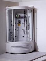 Душевая кабина 100 см. Душевая кабина Appollo A-0809