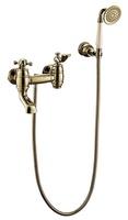Смеситель в ванную TIMO Lina 7034/ 02Y antique