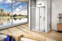 Душевая дверь Good Door ORION  WTW-110-C-CH