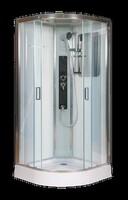 Душевая кабина 90х90 Niagara NG- 6001-01G