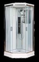 Душевая кабина 90х90 Niagara  NG- 6001-01GD