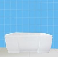 Душевой поддон RIVER 120/80/50 SENA прямоугольный