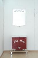 Комплект мебели для ванной комнаты Sanmaria Лион