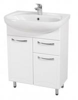 Комплект мебели для ванной комнаты АКВА РОДОС Декор