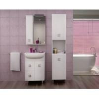 Комплект мебели для ванной комнаты АКВА РОДОС Мобис