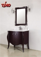 Комплект мебели для ванной комнаты TIMO  Mira Wenge T-19658
