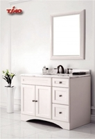 Комплект мебели для ванной комнаты TIMO  Modern T-19710B