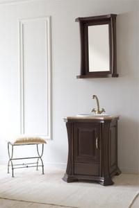 Комплект мебели для ванной комнаты Аллигатор Classic 55В (цвет 92)