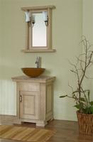 Комплект мебели для ванной комнаты Аллигатор Classic 60А (цвет 1015)