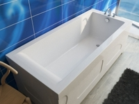 Эстет Дельта 170х80 ванна из литого мрамора