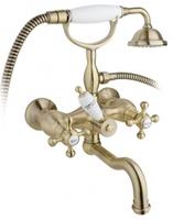 Смеситель в ванную TIMO Nelson 1944Y-CR antique