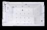 Ванна акриловая ORANS OLS-BT62115L (левая)