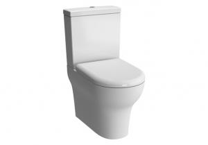 Унитаз напольный Zentrum 60 см с сиденьем микролифт 9012B003-7202