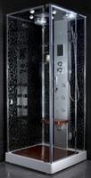 Душевая кабина 90х90 AQUALUX AQ-617-GFS DELUX