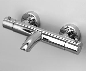 Смеситель в ванную WasserKRAFT Berkel 4811 Thermo