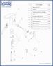 Смеситель для раковины WasserKRAFT Berkel 4803