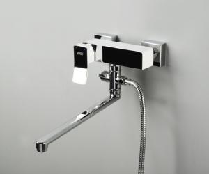 Смеситель в ванную WasserKRAFT Aller 1062LWHITE