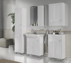 Комплект мебели для ванной комнаты АКВА РОДОС Родорс