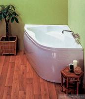 Ванна Vagnerplast Melite 160x105 L (левая)