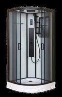 Душевая кабина 90х90 Niagara NG- 6901-01G BLACK